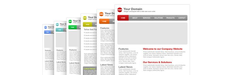 Creare pagini web, creatie landing page mobile