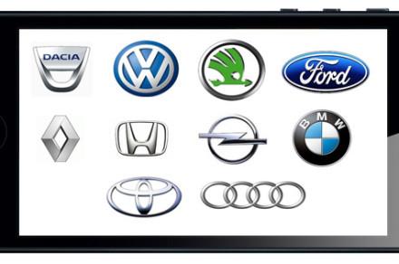 Aplicatii Auto, Aplicatii mobile Auto